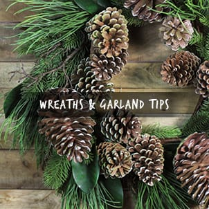 Wreaths and Garland Tips Image
