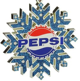 Pepsi Ornaments