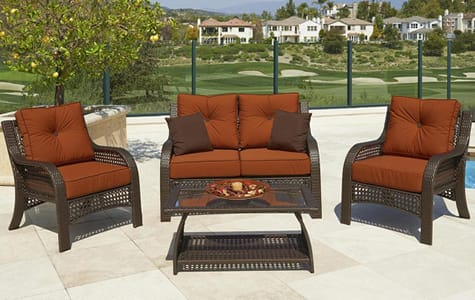 Patio Sets & Outdoor Patio Furniture for Sale | Christmas Central