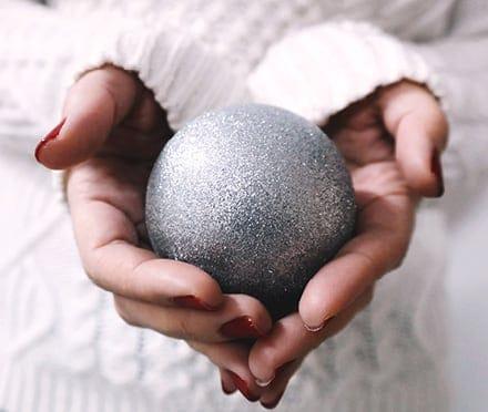 shatterproof christmas ornament