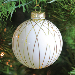 Glass Ball Ornaments