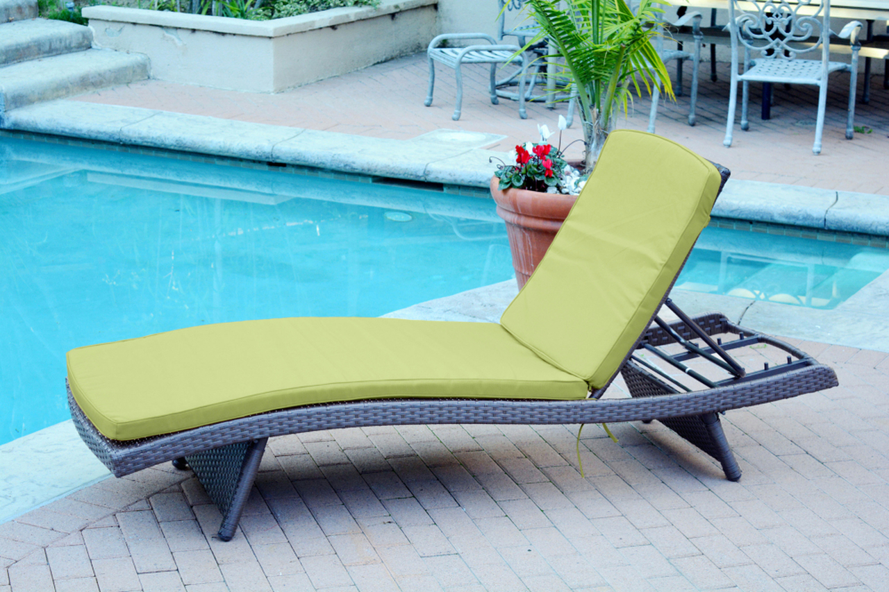 Lime Green Lounge Chair