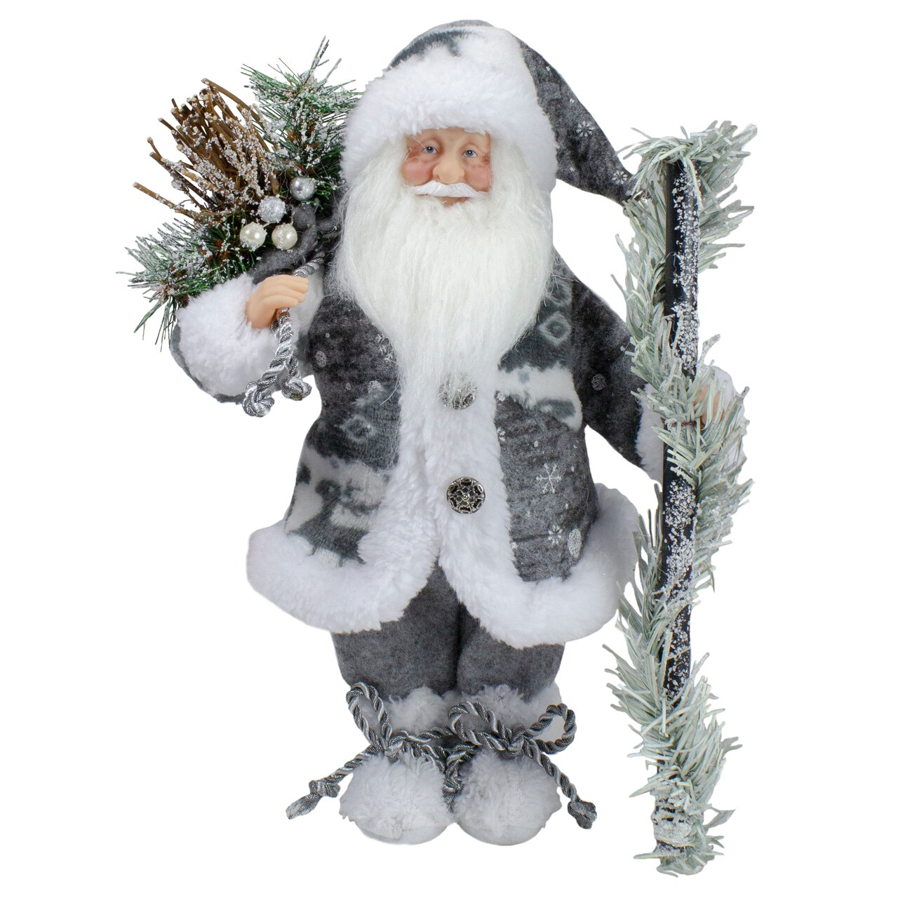 Country Style Santa Figure