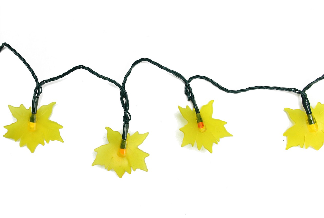 Decorative Thanksgiving Themed Lights