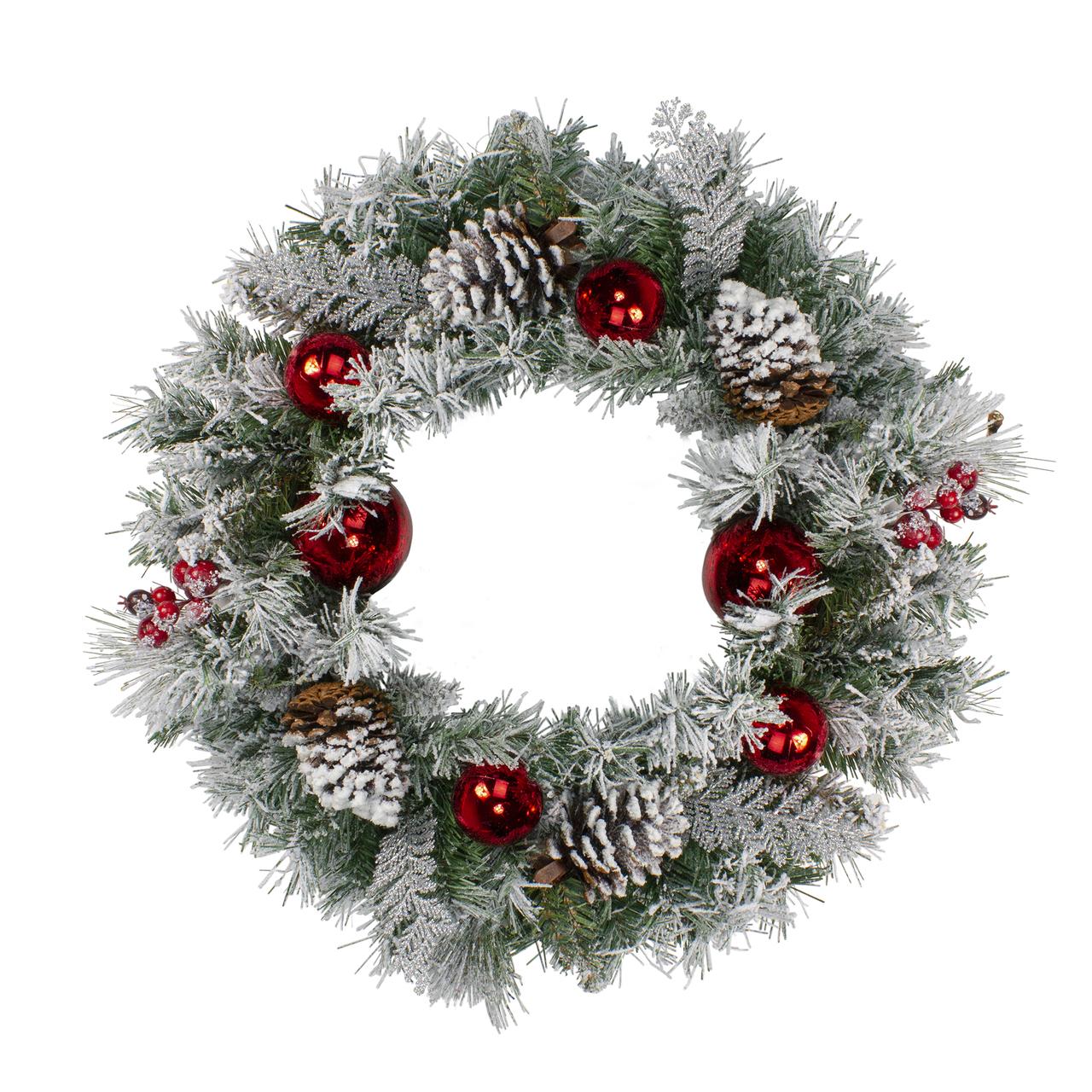 Διακοσμητικό στεφάνι Χριστουγέννων