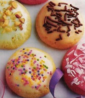 colorful cookies recipe