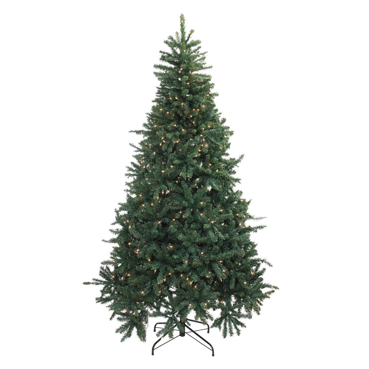 Green Artificial Christmas Tree