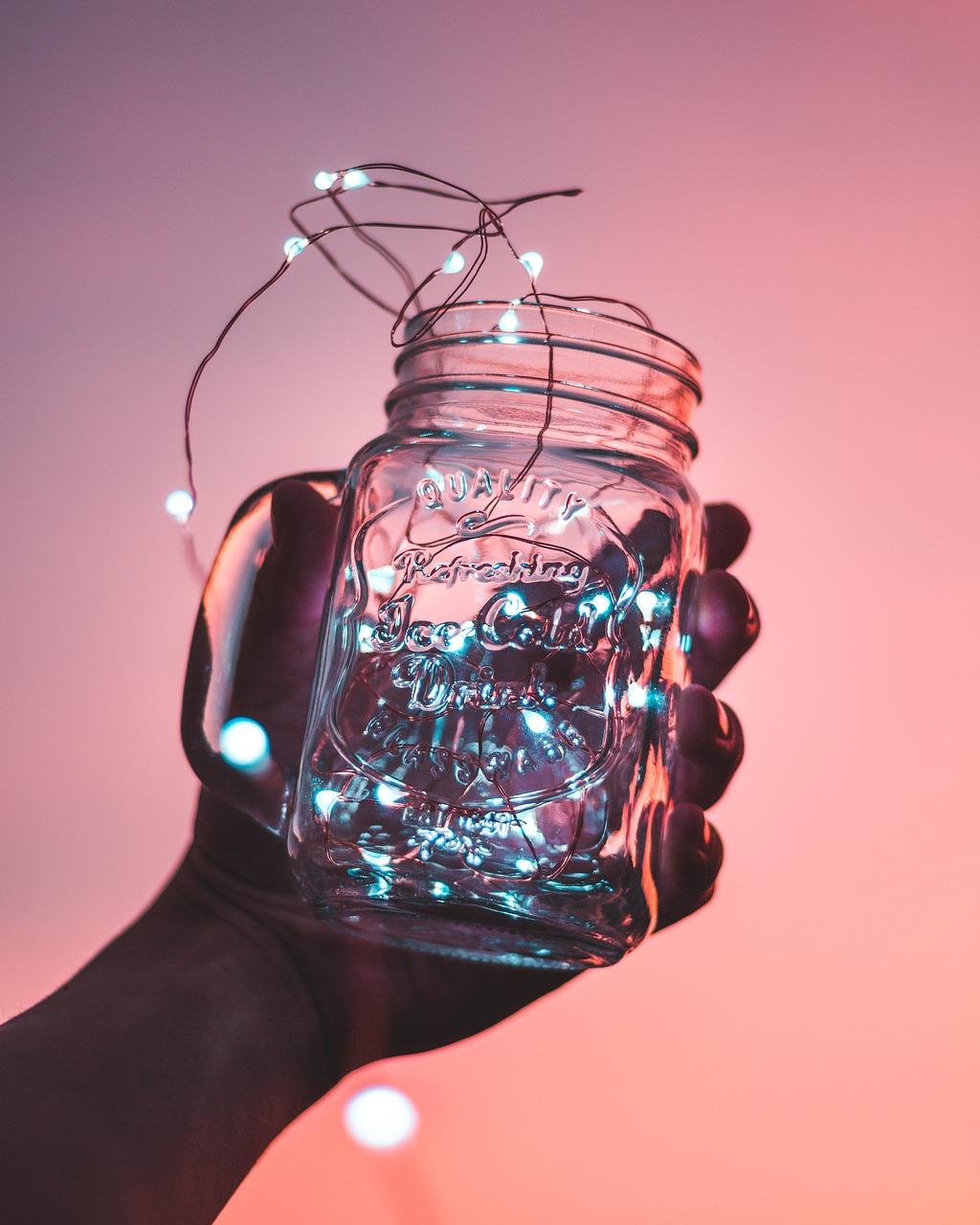 Decorative Firefly Lantern